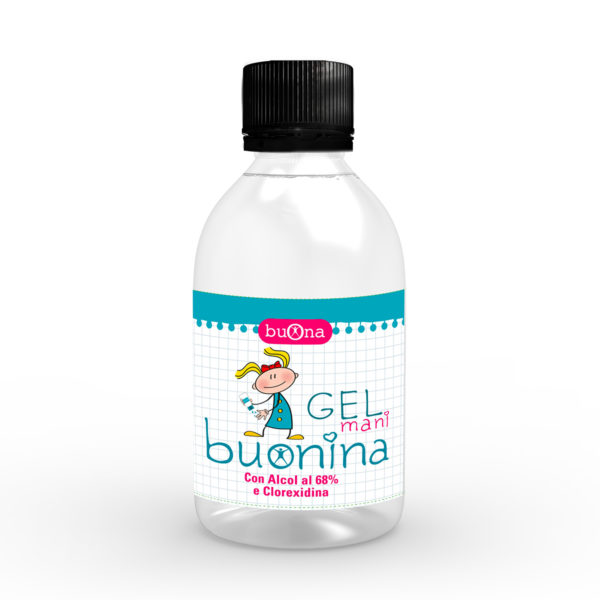 Igienizzante Mani Buonina 500ml