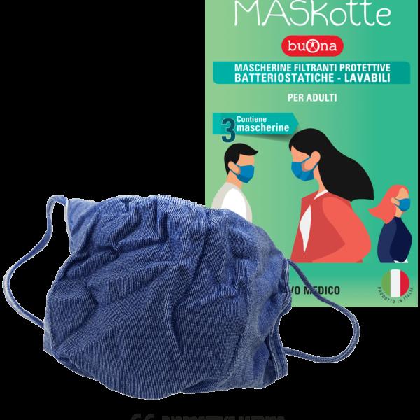 Mascherina Protettiva Adulto Buona -