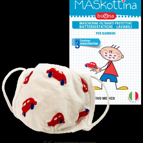 Mascherina Protettiva per Bambini Buona -