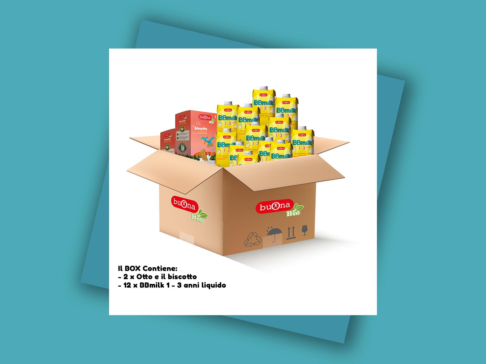 Immagine BOX Prodotti Colazione