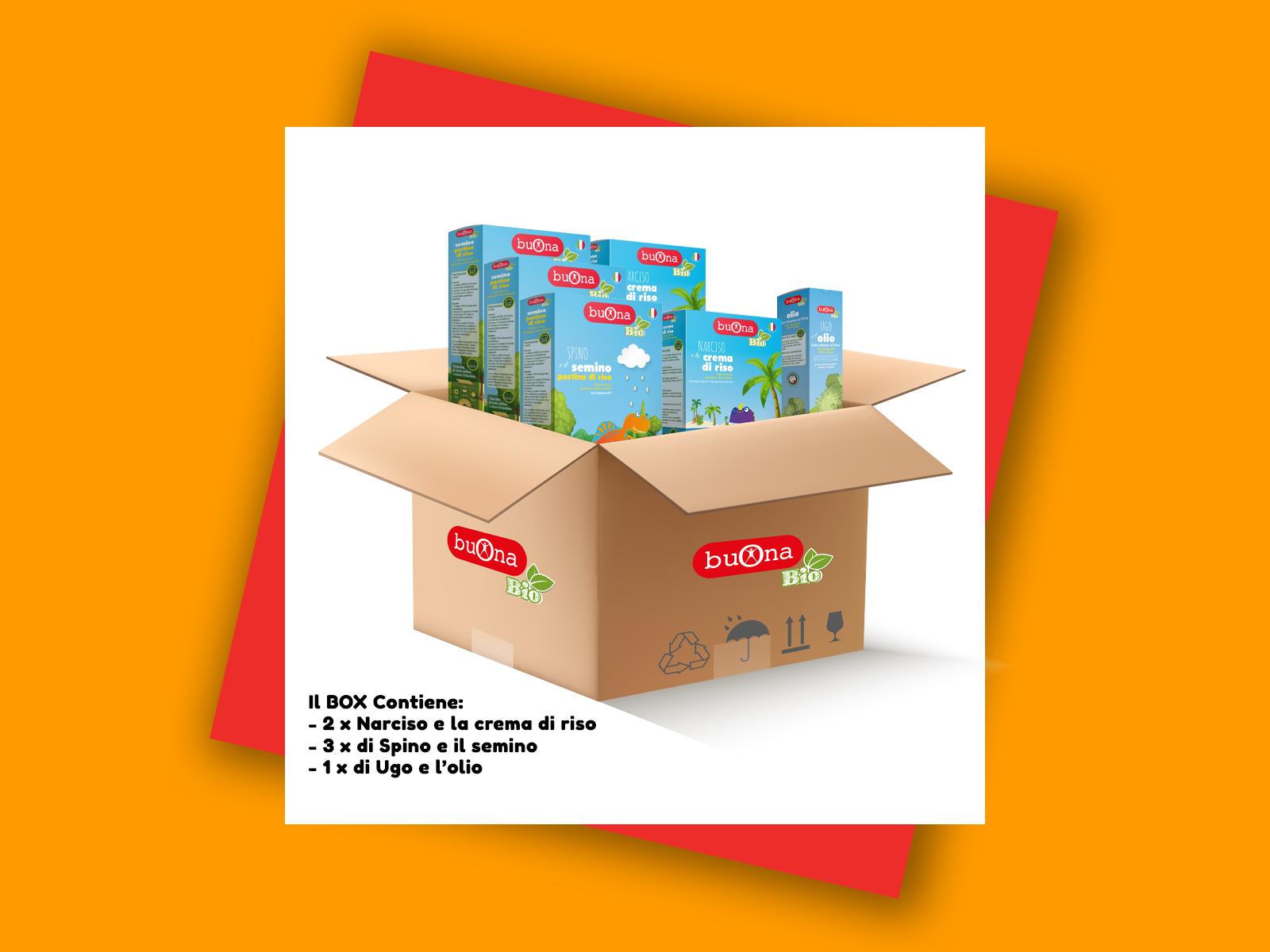 Immagine Box Pappe Magiche
