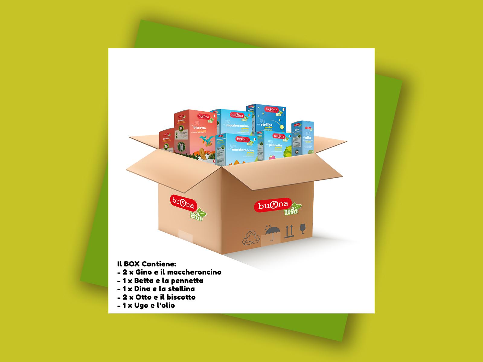 Immagine Box prodotti BIO
