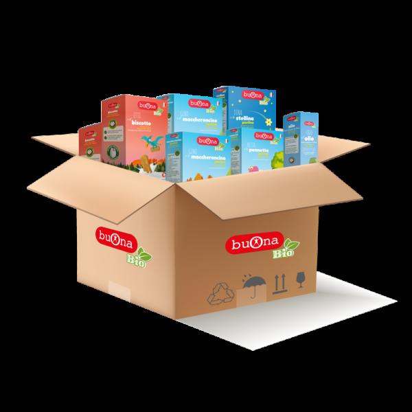 Mockup Box BUONABIO