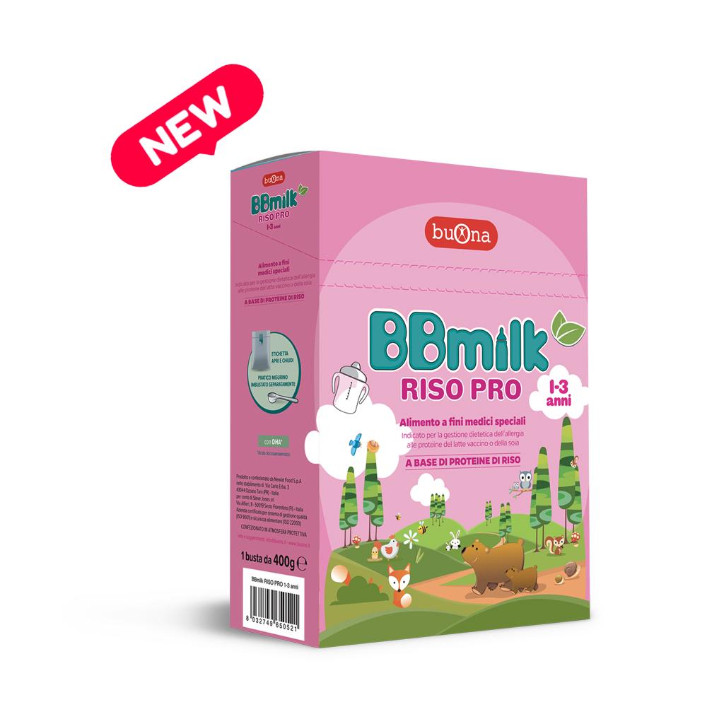 BUONA BBmilk RISO PRO 1-3 Anni